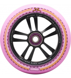 Kolečko AO Mandala 110mm růžové