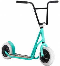 Koloběžka Rocker Rolla Big Wheel Teal