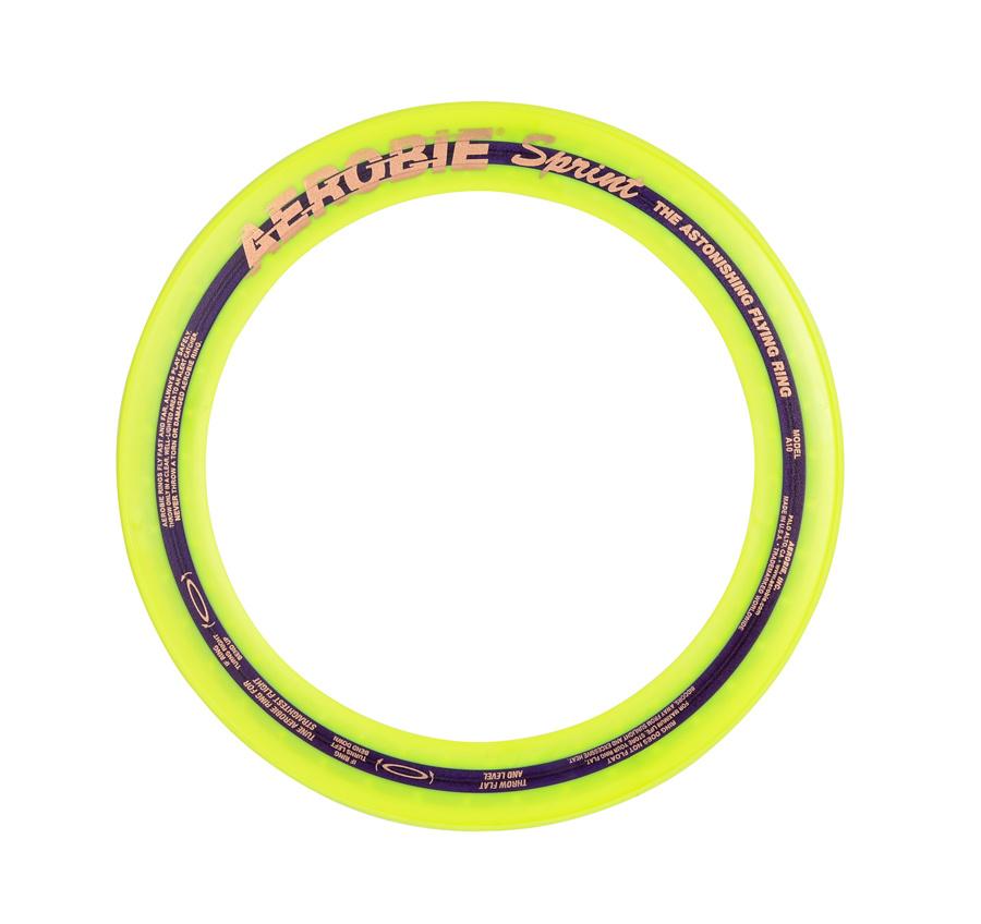 Flying Circle Aerobia SPRINT Yellow