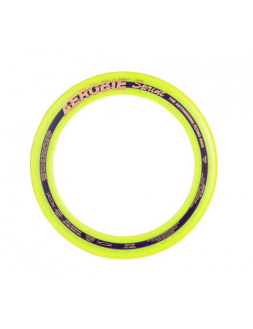 Flying Circle Aerobia SPRINT Yellow