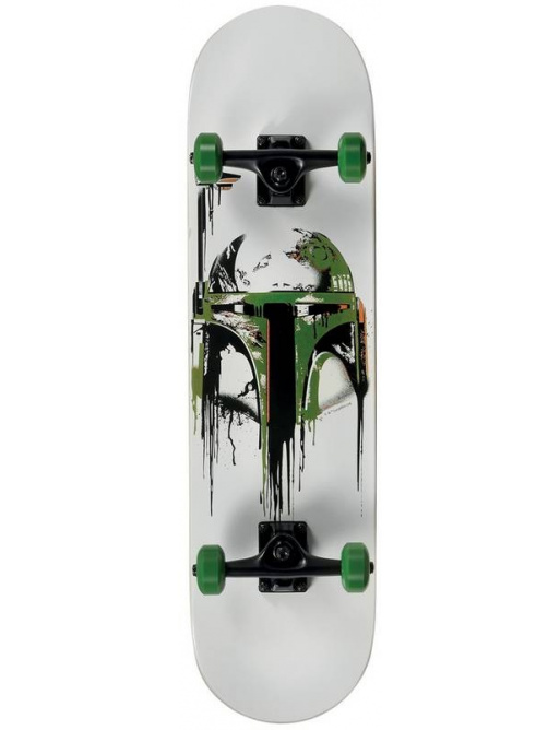 Skateboard Star Wars Fading Boba