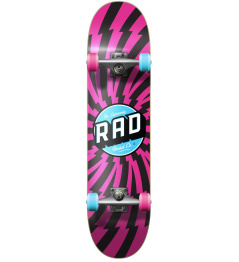 "Skateboard RAD Dude Crew 7.75"" Volts"
