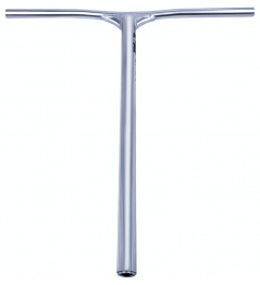 Kierownica Atlas Ride 858 v.: Srebrna 650 mm