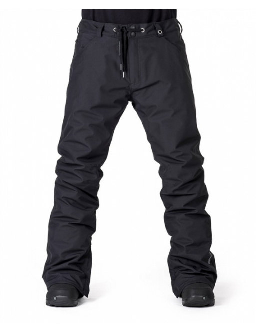 Kalhoty Horsefeathers Cheviot black 2017/18 vell.XL