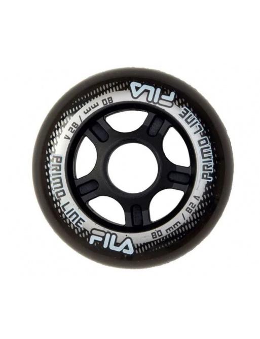 Kolečka Fila Wheels Set Black (8ks)