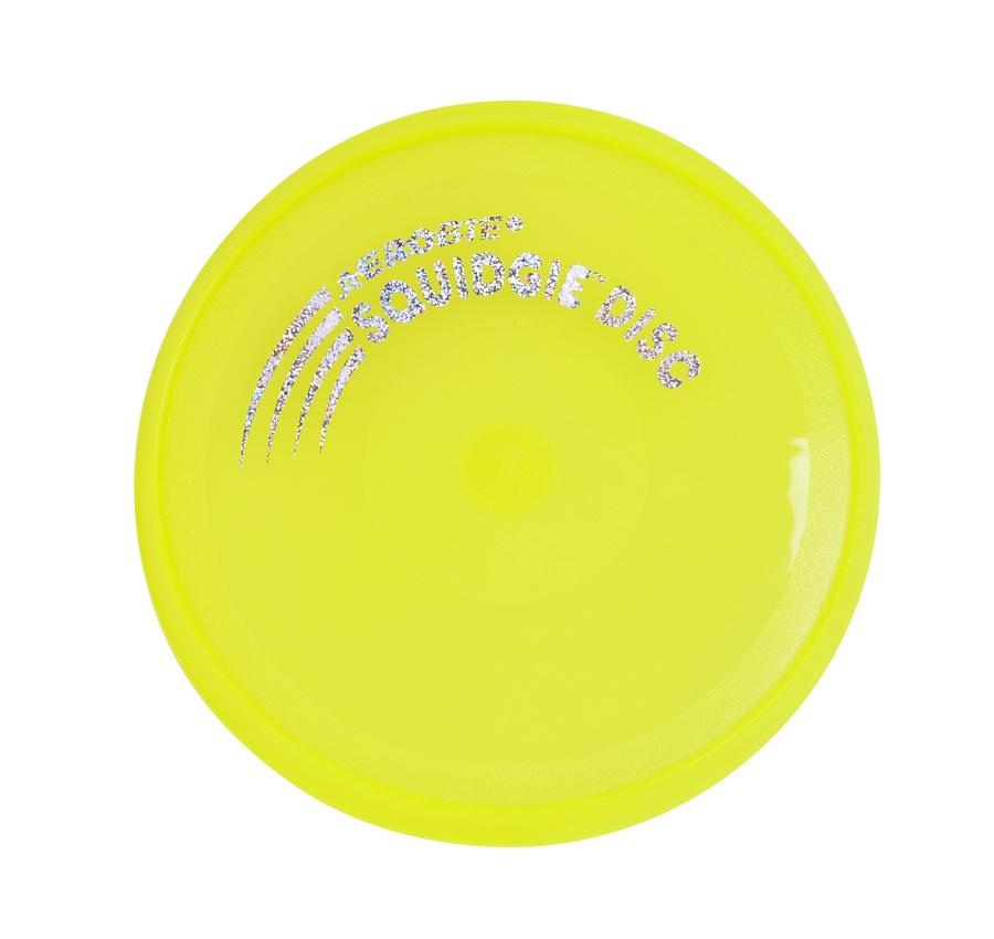 Flying plate Aerobie SQUIDGIE yellow