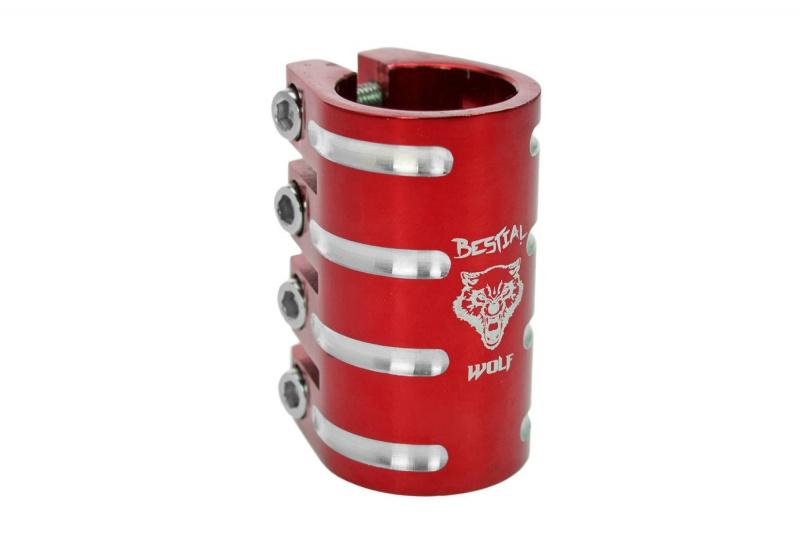 Bestial Wolf socket rojo