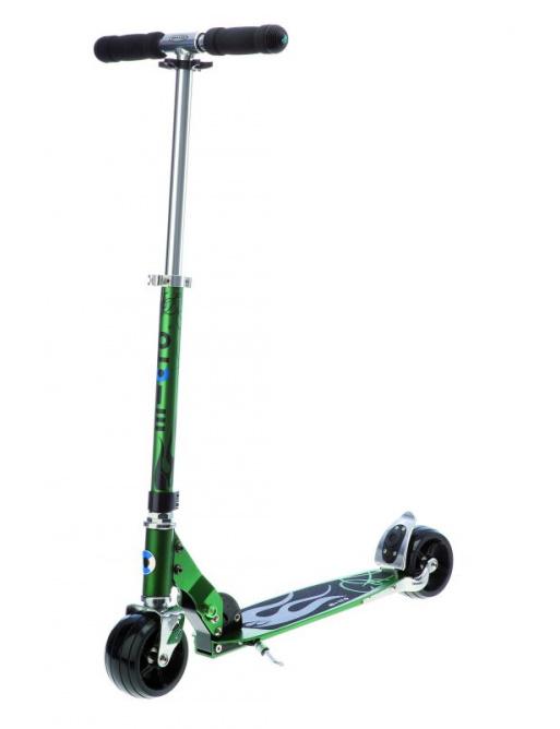 Micro Rocket Green