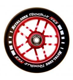 Kolečko Metal Core Radius 110mm kolečko červené