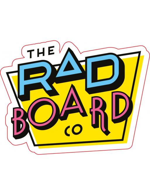 RAD Logo Sticker
