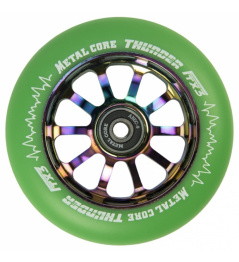 Metal Core Thunder Rainbow 110 mm kolečko zelené