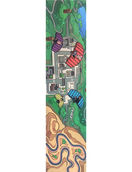 Figz Collection Royale griptape
