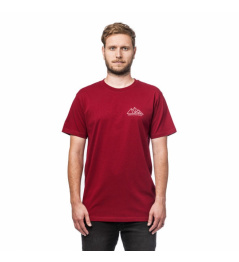 Triko Horsefeathers Peaks rio red 2019/20 vell.XL