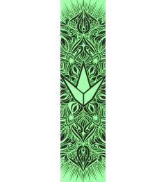 Griptape Blunt Mandela zelený