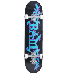 "Skateboard Heart Supply Bam 7.75"" Growth Blue"