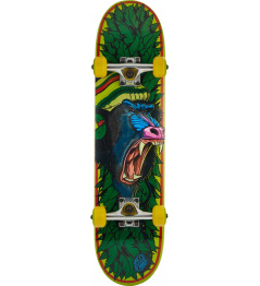 "Skateboard Speed Demons Animal 7.25"" Baboon"