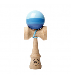 Kendama Europe PLAY PRO II RECPAINT TRIPLE BLUE