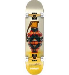"Skateboard Speed Demons Premium 7.75"" Snazzy Navajo"