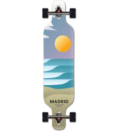 "Longboard Madrid Lifestyle Drop Through 40"" Sol"