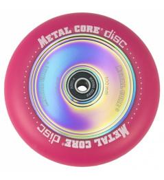 Metal Core Disc 110 mm kolečko růžové