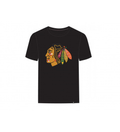 Triko NHL 47 Brand Black Imprint Echo Tee SR