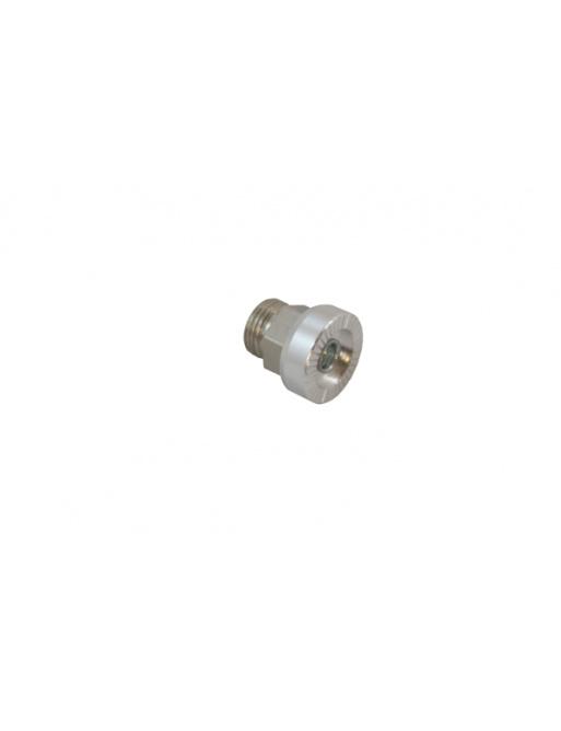 Push Button pro Suspension - silver