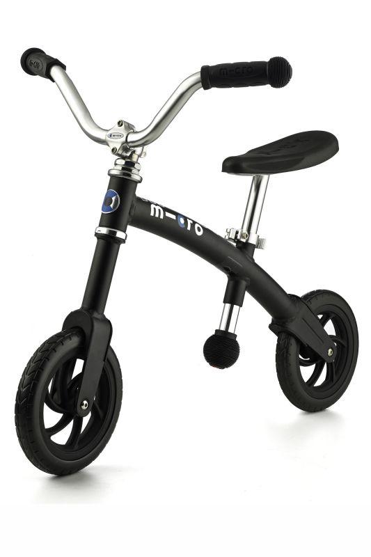 Micro G-Bike Chopper Black