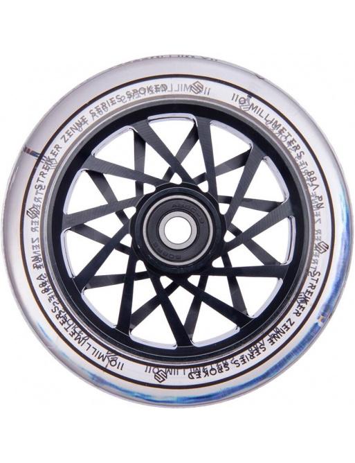 Kolečko Na Koloběžku Striker Zenue Series Clear 110mm Černá