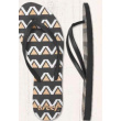 Flip flops Reef Skinny Recife black / native 2013 dámské vell.UK5