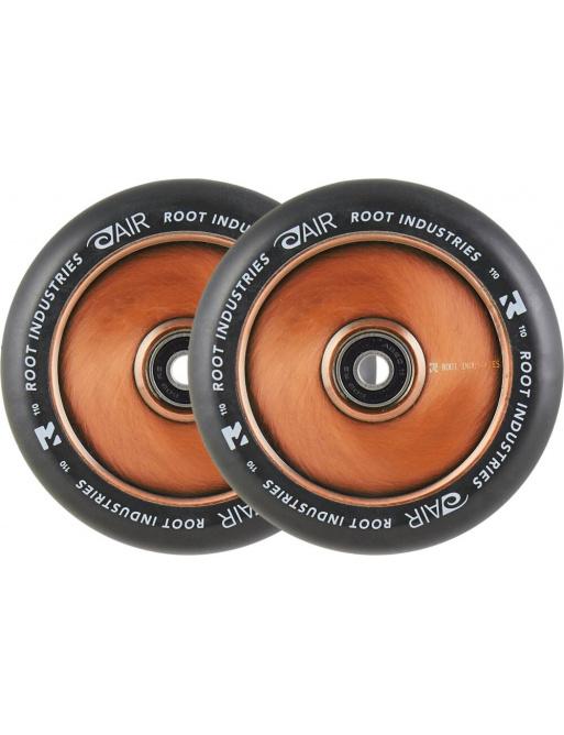 Kolečka Root Industries Air Black 110mm 2ks bronzová