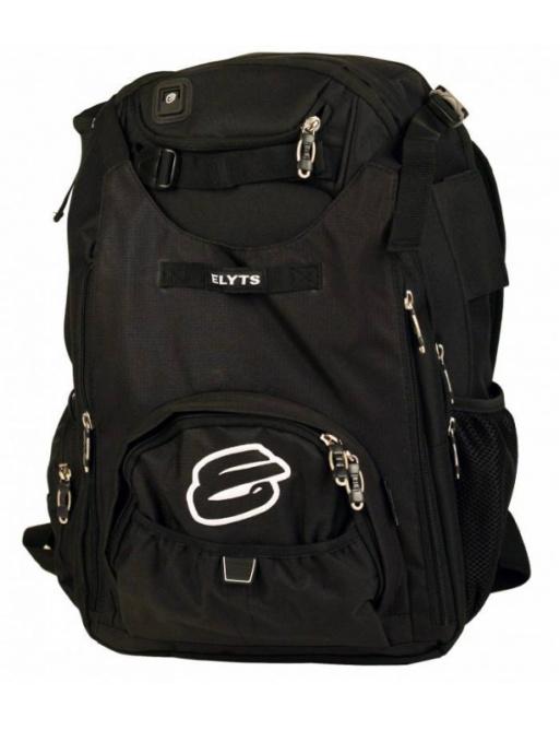 Elyts batoh černo bílý
