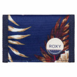 Roxy Small Beach Wallet 137 bsq6 castaway floral blue print 2016/17 women's