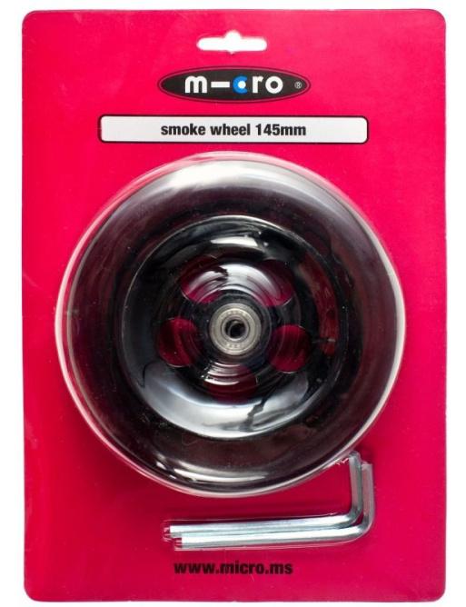 Kolečko Micro 145 mm Smoke