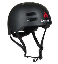 Chilli in-mold čierna helma