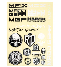 MGP stickers