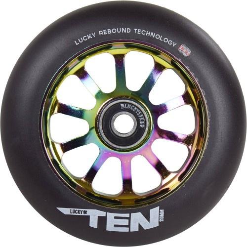 Lucky TEN 110 mm Rainbow kolečko