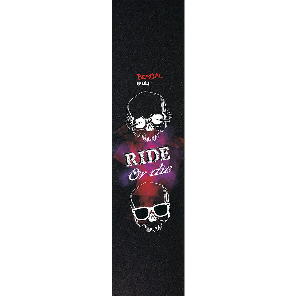 Beestial Wolf Ride or Die griptape