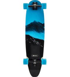 """Longboard DB Cascade V2 36"""" Blue"""