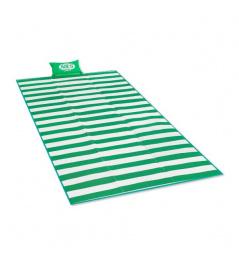 Plážová deka NILS CAMP NC1300 zelená