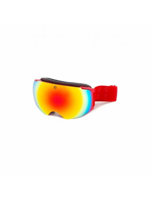 Brýle Nugget Discharge D red + lens 2019/20