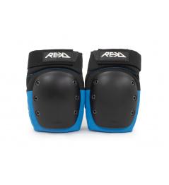 Chrániče kolen REKD Ramp Black/Blue S