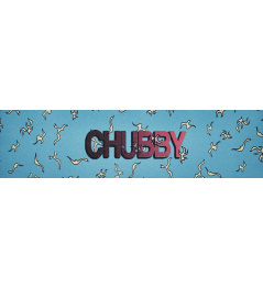 Chubby Wheels griptape Sticky