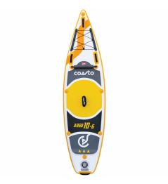 Paddleboard Coasto Argo 10'6''x32''x6'' White/Yellow