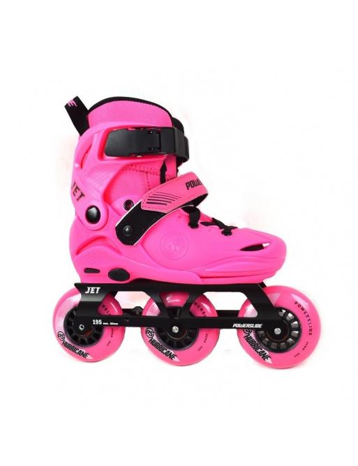 Powerslide Jet Neon Pink patines en línea