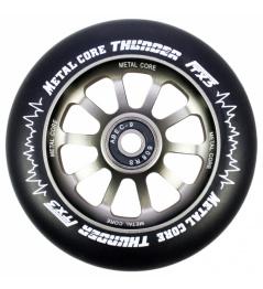Metal Core Thunder 110 mm kolečko černé