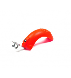 Brzda Mini Micro červená - komplet