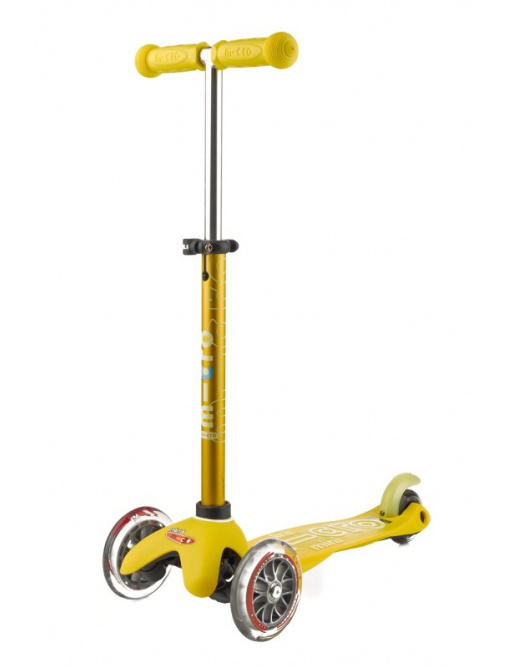 Mini Micro Deluxe Yellow