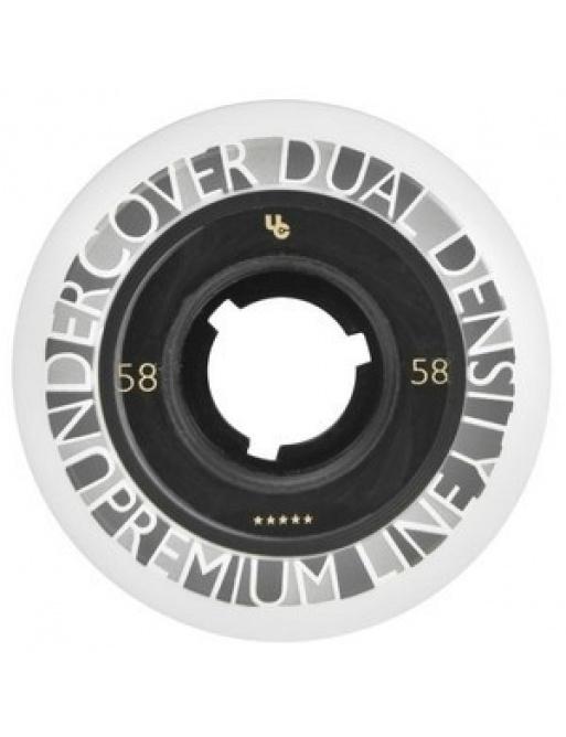 Kolečka Undercover Dual Density (4ks)