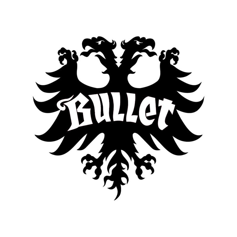 Trucky Bullet pro skateboardy