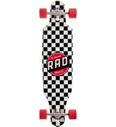 """Longboard RAD 36"""" Checkers"""